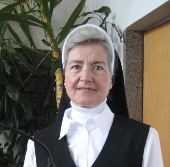 Schwester M. Theresia Sieber